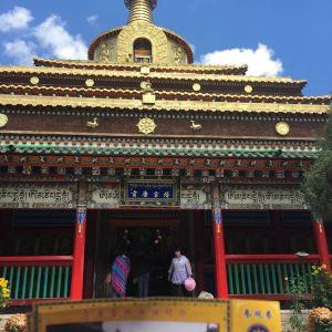贡唐宝塔旅游景点攻略图