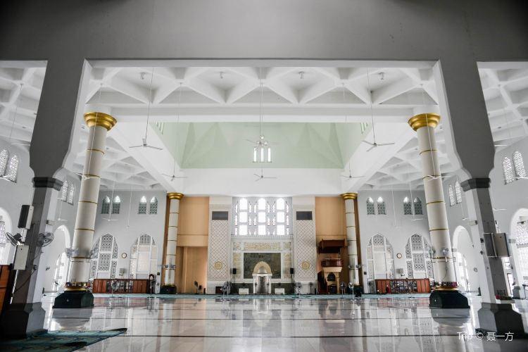 코타키나발루 시립 모스크4
