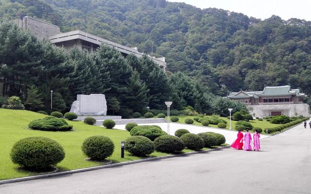 北方&出入境十九日游之国外篇——朝鲜