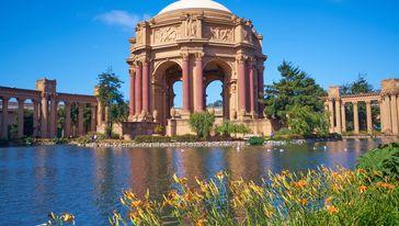 旧金山艺术宫