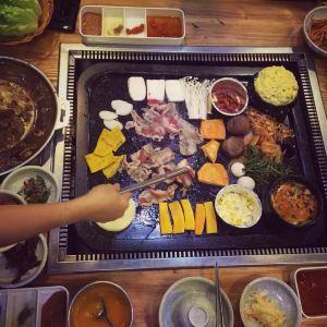 大都炭火烤肉(远景路店)旅游景点攻略图