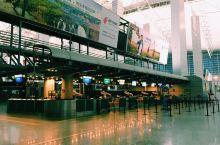 一夜未眠,广州新白云机场。