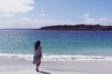澳洲|最美白沙滩Jervis bay