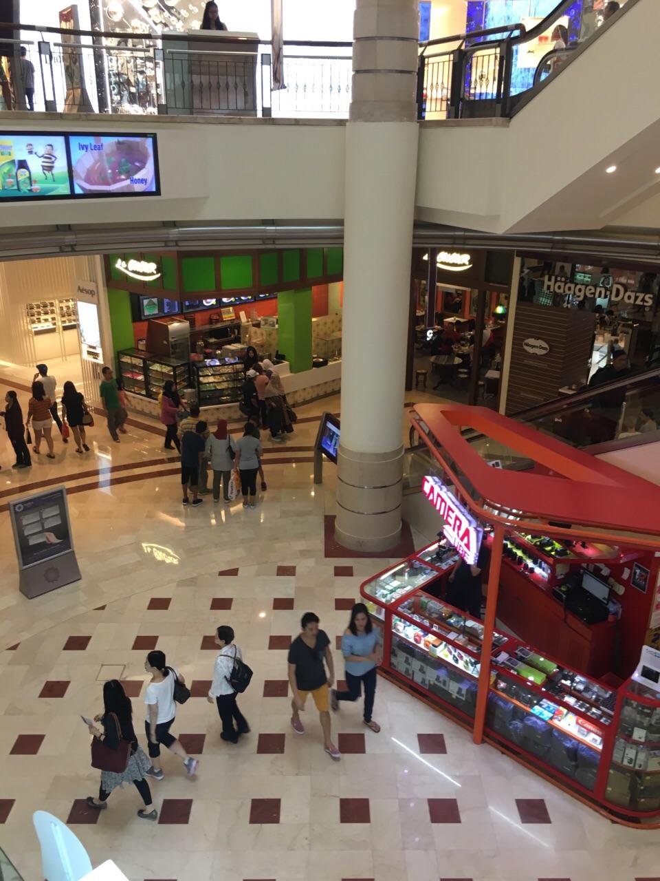 c0f5e2f2f6a1 吉隆坡皇家雪兰莪(吉隆坡Suria KLCC 店)怎么样 如何去