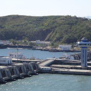 西海水闸旅游景点攻略图