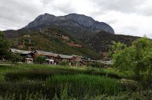 泸沽湖景色