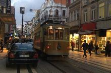 葡萄牙波尔图的小有轨电车,古董哦