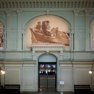 芬兰国家美术馆旅游景点攻略图