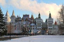 童话般的城堡 莫斯科童话般的城堡
