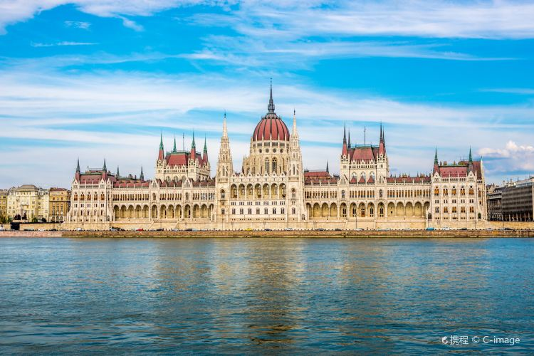 Hungarian Parliament Building2