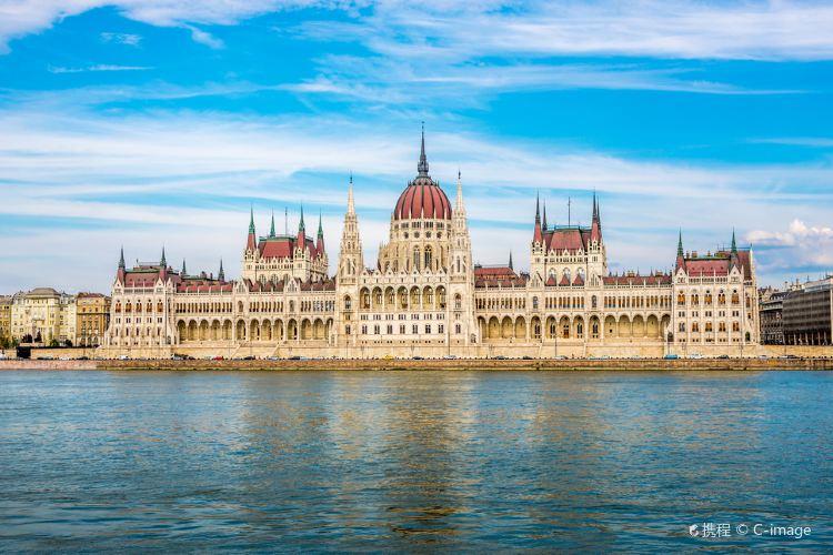 Hungarian Parliament Building2