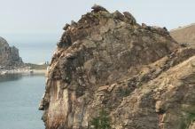 贝加尔湖--奥利洪岛