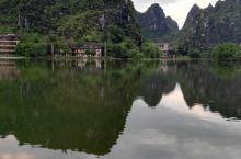 素有小桂林之称的龙珠湖风景区,山美水美