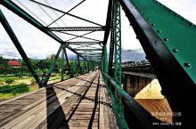 Pai县城外的第一个景点日本人建的:二战桥