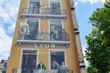 里昂壁画 城市中的另一次元