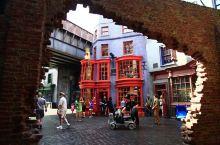 去一百次也不会腻的哈利波特园:Diagon Alley糖果店和魁地奇