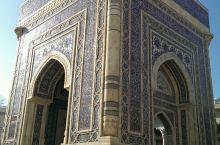 撒马尔罕的清真寺