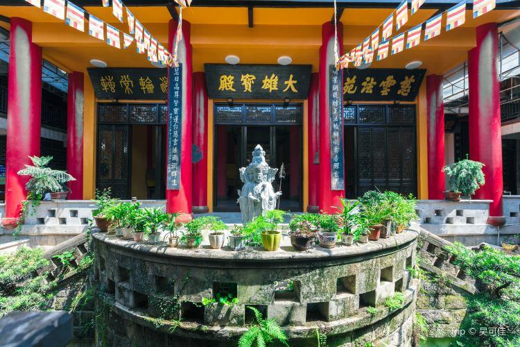 Ciyun Temple2