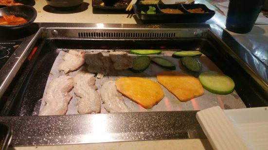 金韓宮韓式烤肉