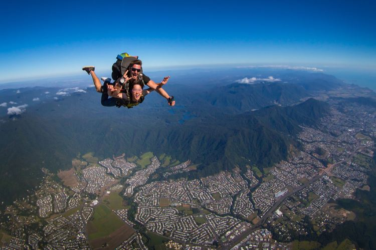 Skydive Cairns4