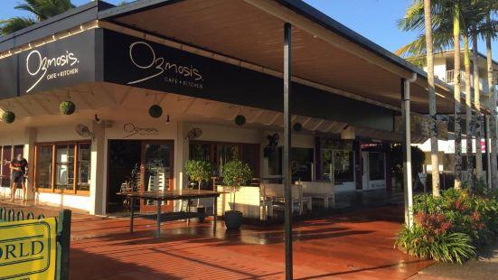 Ozmosis Cafe Kitchen