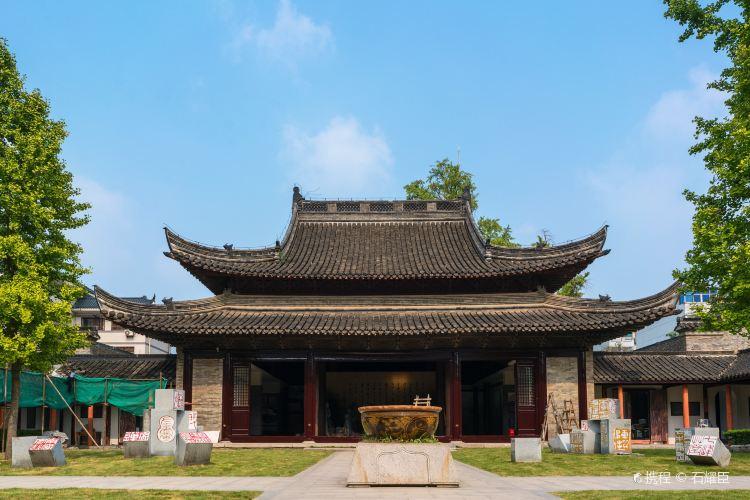 Yangzhou Baguai Memorial Hall1