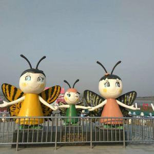 七彩蝶园旅游景点攻略图