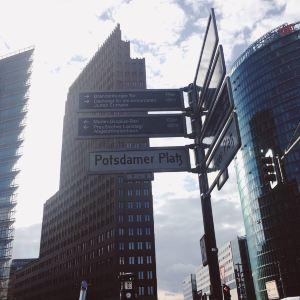 波茨坦广场旅游景点攻略图