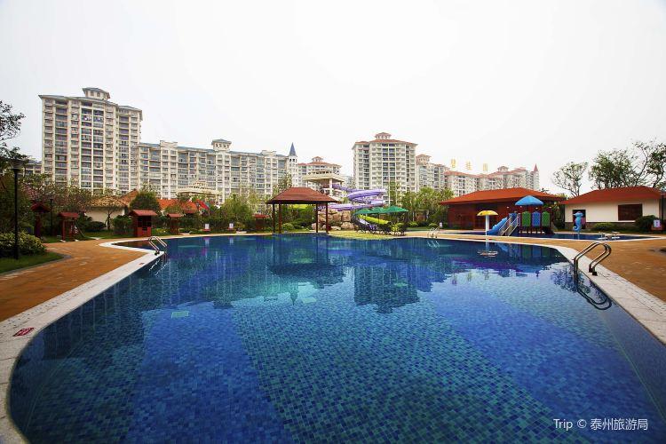 The Taizhou Bigui Park Hot Springs1