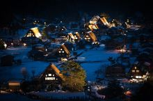 这里比圣诞老人村更像童话世界,错过亮灯就要再等一年!