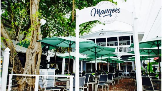 Mangoes Restaurant Key West
