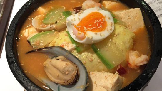 釜山韓國料理