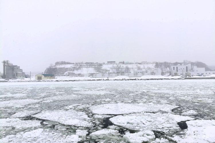 網走流冰觀光破冰船極光號3
