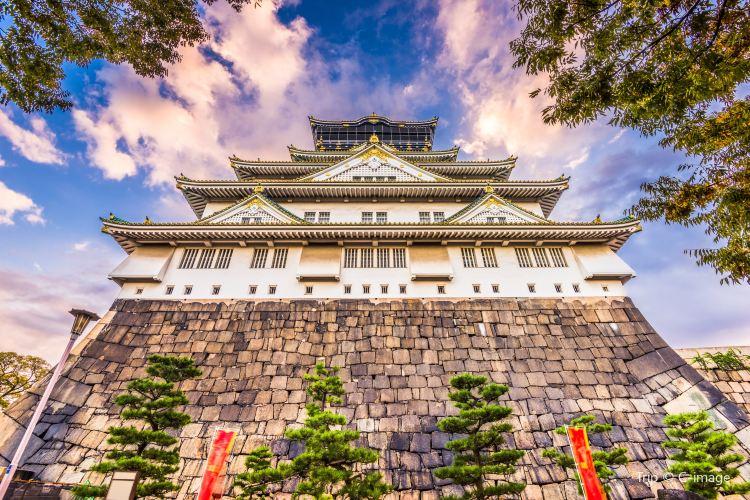 오사카 성3