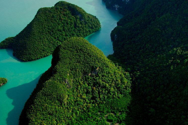 Dayang Bunting Island1