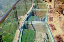 回龙天界山 ,360度看太行山。很好看的一条旅游线路。玻璃栈
