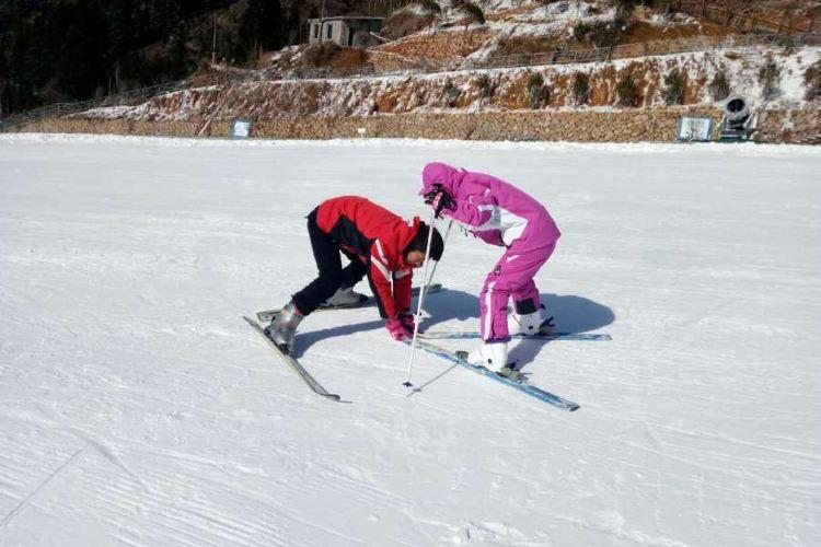 綠水尖滑雪場3