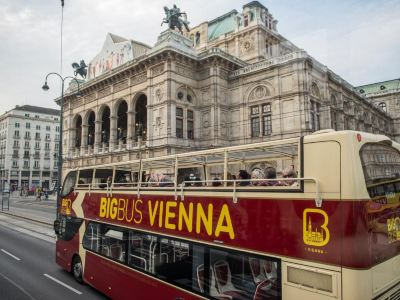 Big Bus Tours Vienna