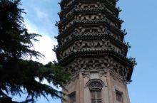 正定四塔及相关景物