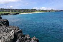 夏威夷群岛之茂宜岛之Kapalua海滩风光