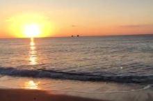 2017年中秋之日马拉加海滨早起钓太阳😄