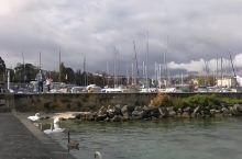 美丽的日内瓦湖