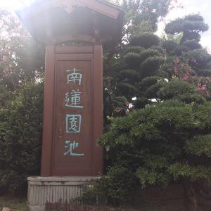 南莲园池旅游景点攻略图