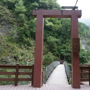 白杨步道旅游景点攻略图