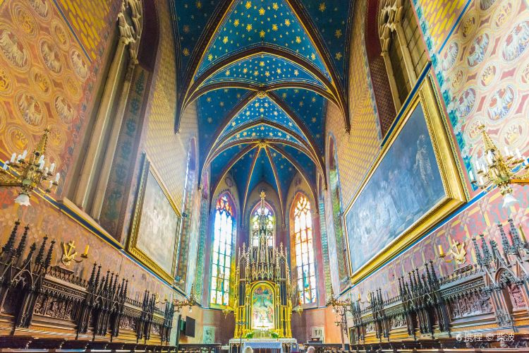 Franciscan Church (Kosciol Franciszkanow)1