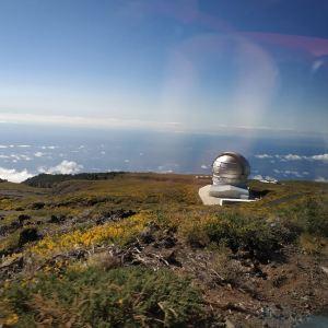Instituto de Astrofisica de Canarias旅游景点攻略图