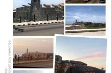 #激情一夏#水菱环球之旅の古巴莫洛城堡