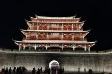 潮州古城夜景图3