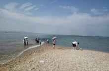 长岛黄渤海交界处