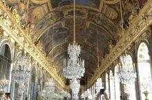 巴黎凡尔赛宫镜厅